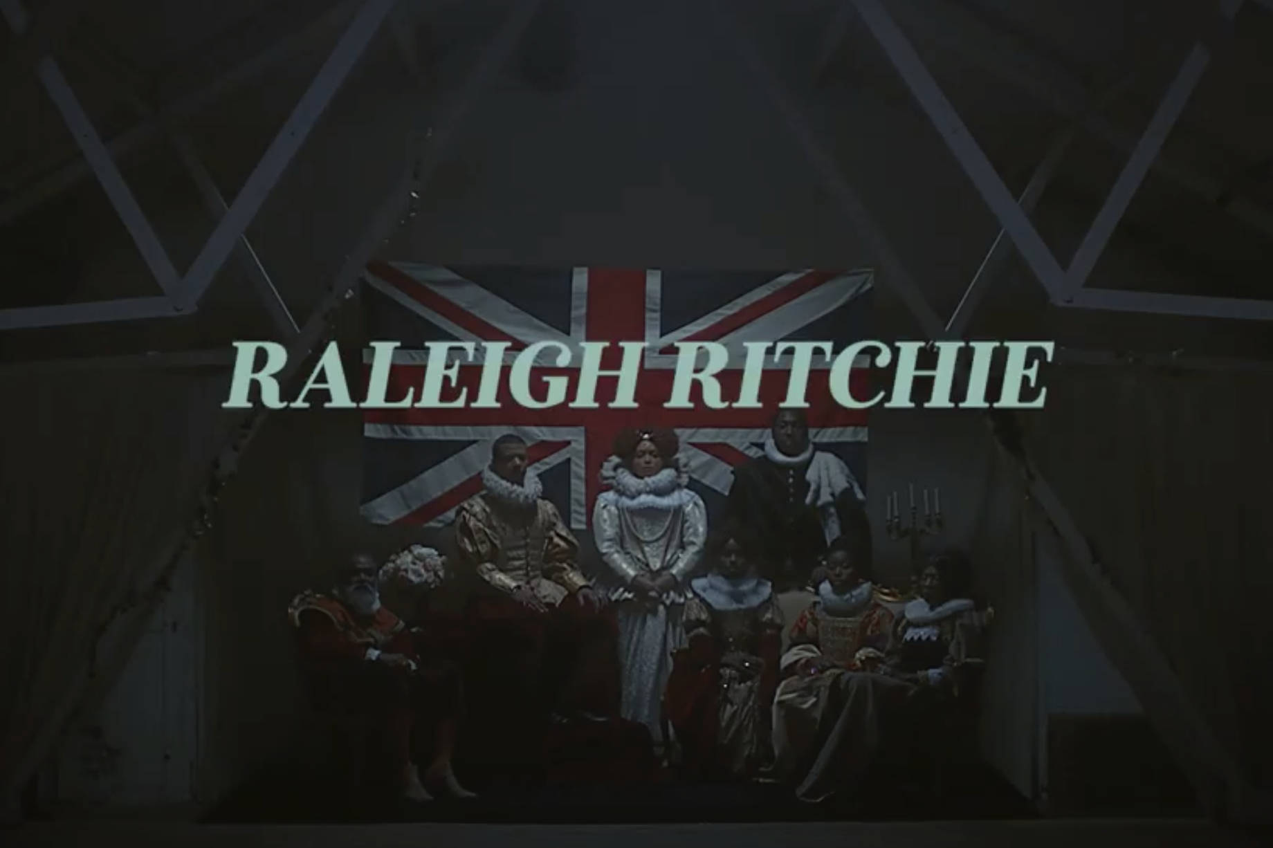 Raleigh Ritchie - Aristocrats