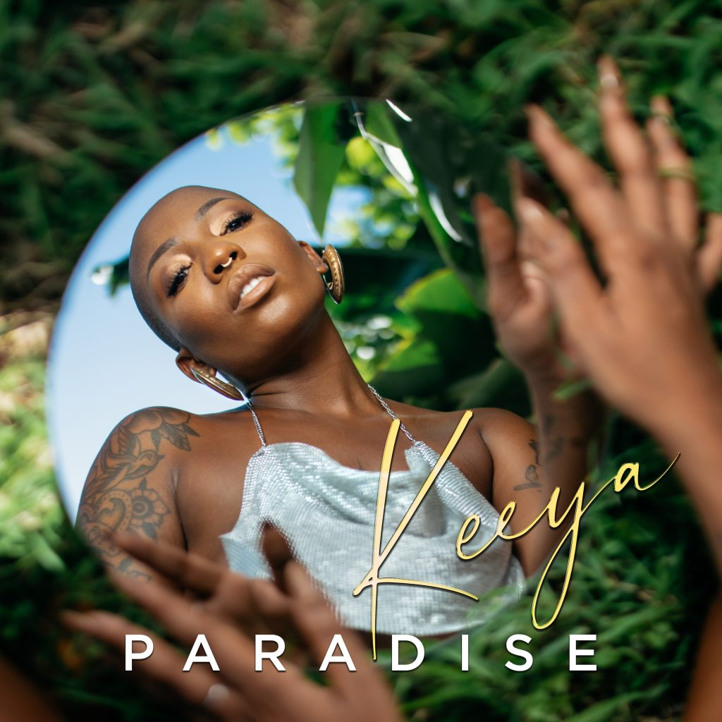 KEEYA to release innovative debut EP 'PARADISE'