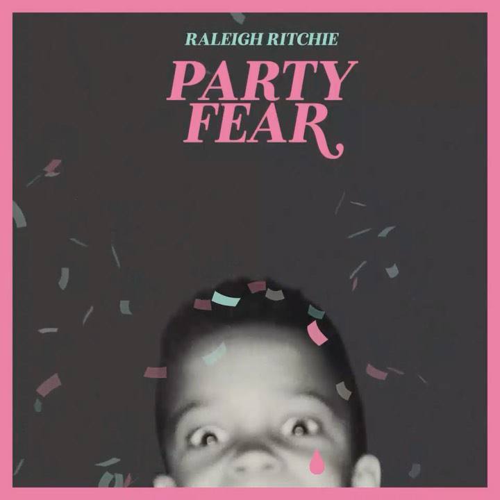 """Raleigh Ritchie Shares New Single """"Party Fear"""""""