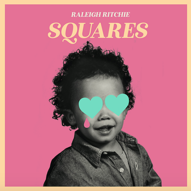 "Raleigh Ritchie has shared new single ""Squares"""