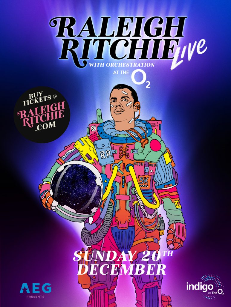 Raleigh Ritchie Live