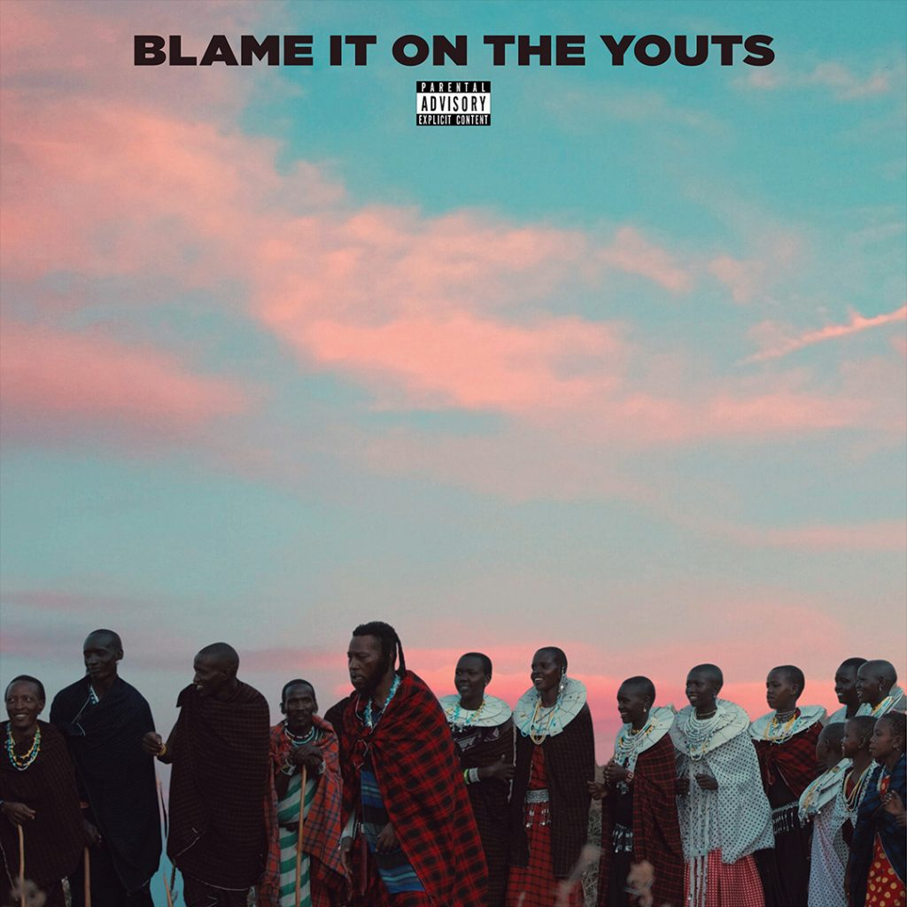 """Tiggs Da Author Album """"Blame It On The Youts"""" Out Now"""