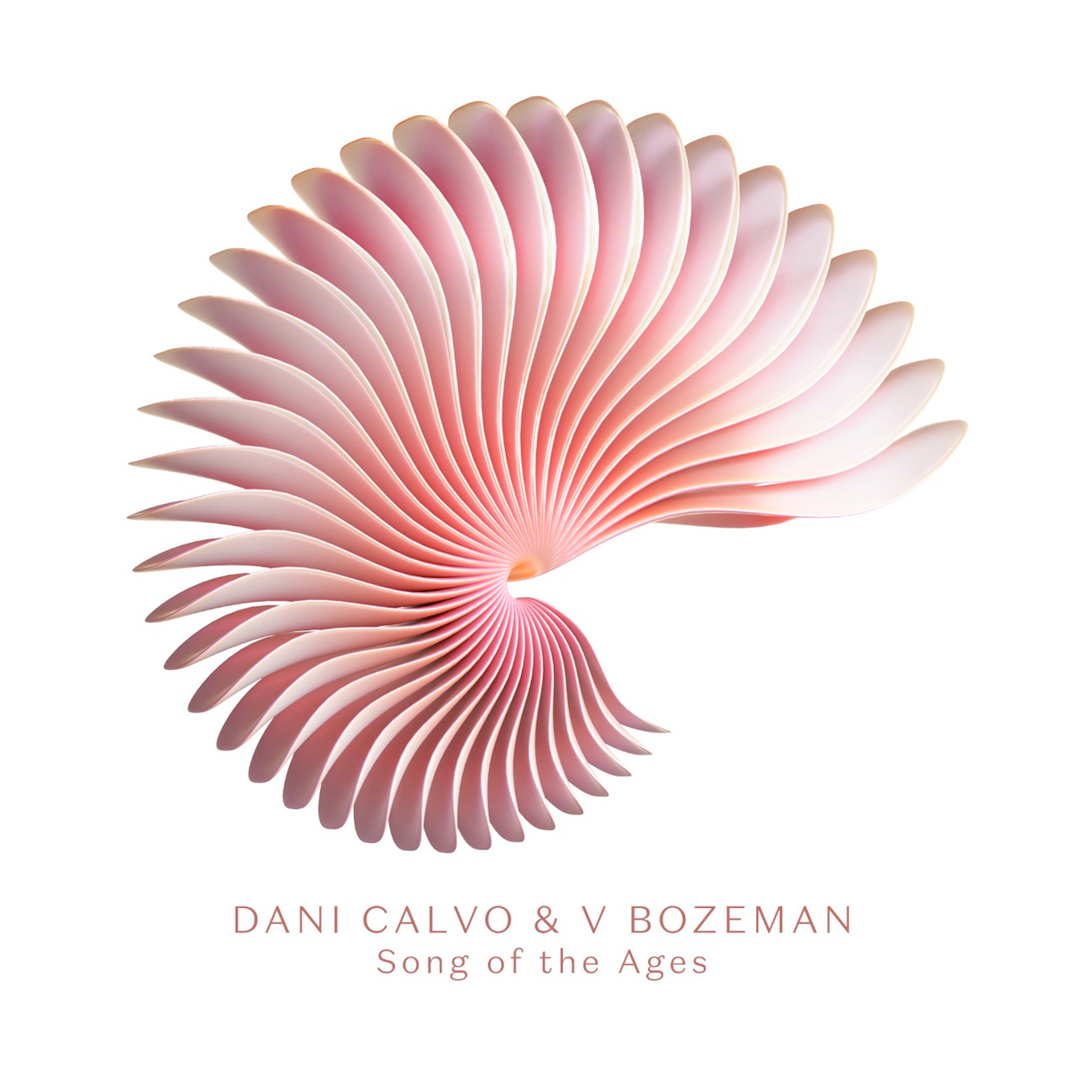 """Dani Calvo & V Bozeman - """"Song of the Ages"""" cover"""