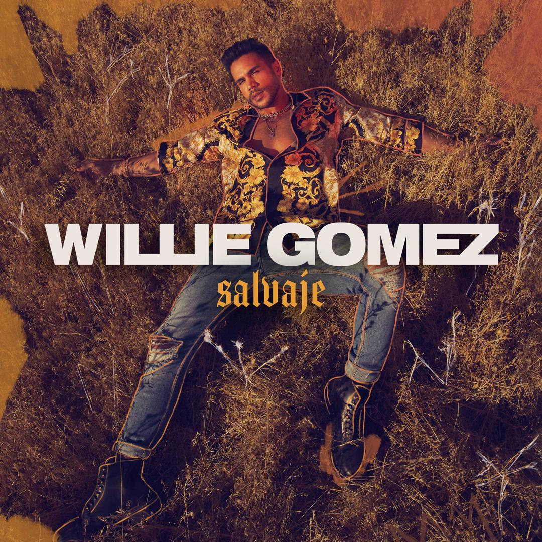 "Willie Gomez ""Salvaje"" Single Cover"